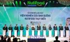 NutiFood ra mắt Viện Nghiên cứu dinh dưỡng NutiFood Thụy Điển quy tụ các chuyên gia dinh dưỡng hàng đầu thế giới và Việt Nam