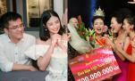 Kỷ niệm 11 năm đăng quang trong mùa dịch, Hoa hậu Ngọc Hân cùng chồng sắp cưới và hội bạn làm điều cực ý nghĩa