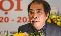 Nguyễn Quang Thiều: 'Tôi cảm ơn cả người không bỏ phiếu cho mình'