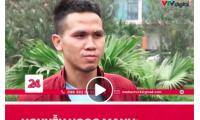 Chàng trai cứu cháu bé từ chối được gọi là anh hùng, Đen Vâu nói một câu viral khắp MXH