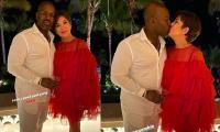 Mẹ của Kim Kardashian tình tứ khóa môi bạn trai kém 25 tuổi, đã lục tuần mà gu thời trang 'chặt chém' hơn cả con gái